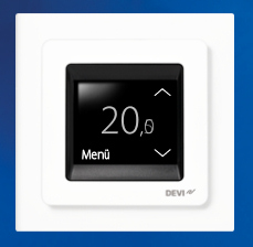 touch white wiring diagram  touch innovative, simple, easy-to-use underfloor  controls heat - manuals & user guides  frost symbol showing